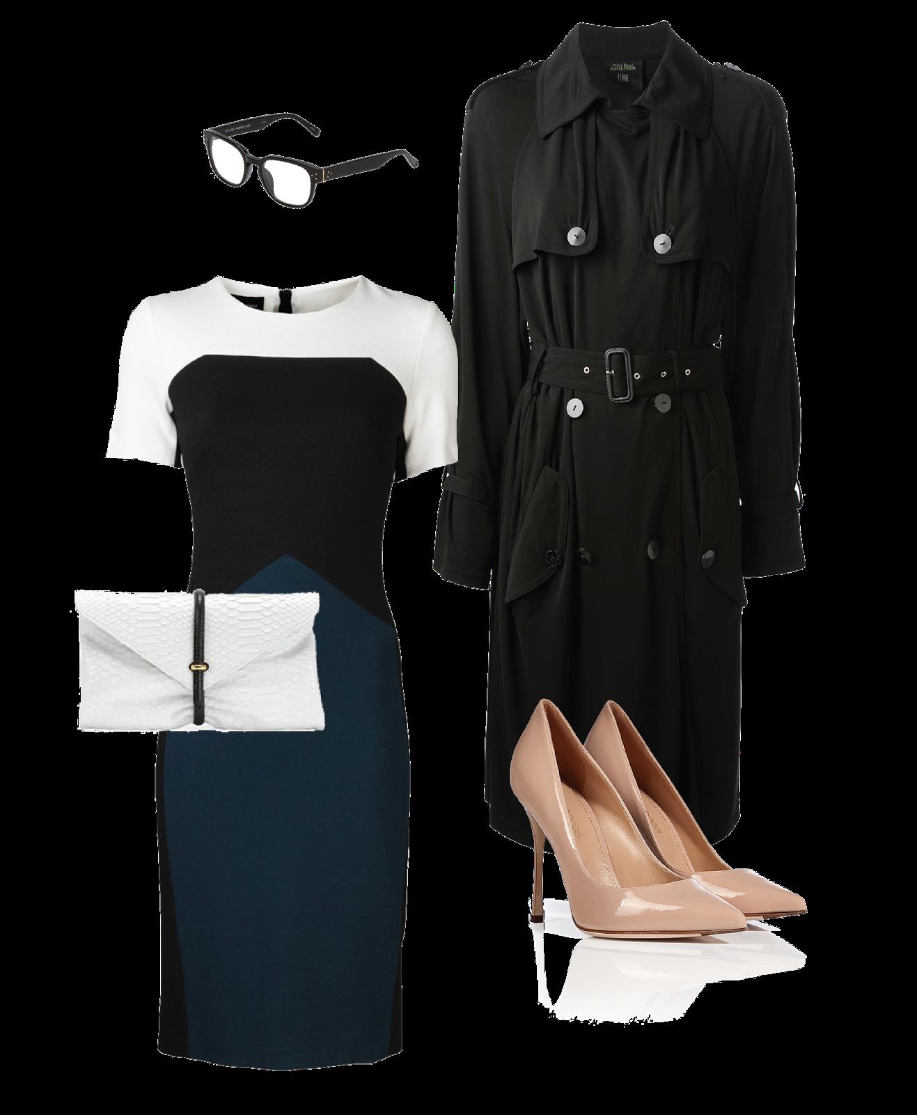 BombPop- Fashion Inspiration: Claire Underwood
