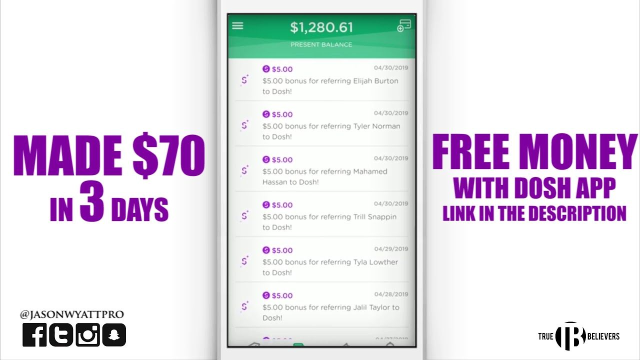 HOW TO MAKE OVER a 1000+ WITH THIS fREE aPP FREE PAYPAL
