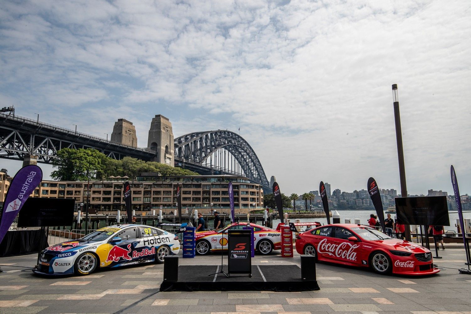 2020 Supercars Championship Launches In Sydney In 2020 Super Cars Touring Car Racing Sydney