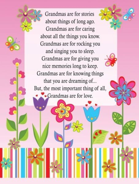 Happy Mothers Day Ecard For Grandma Greetings