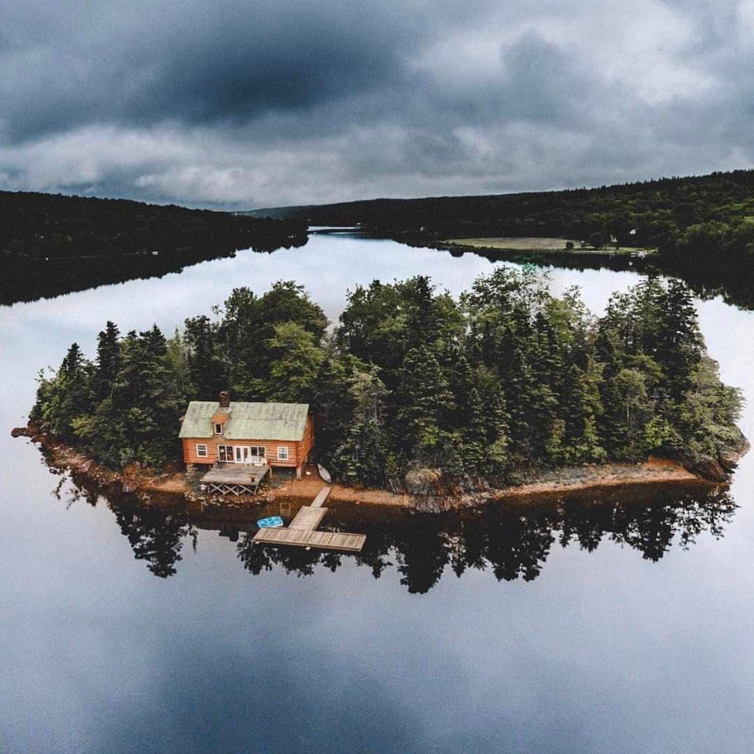 traveler. (mit Bildern) Häuser am see, Blockhaus
