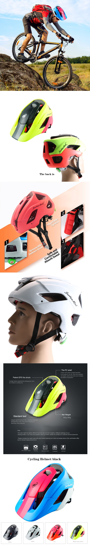 Bicycle Helmet Ultralight Bick Cycling Helmet Casco Ciclismo Integrally-molded Bike Helmet Road Mountain MTB Helmet