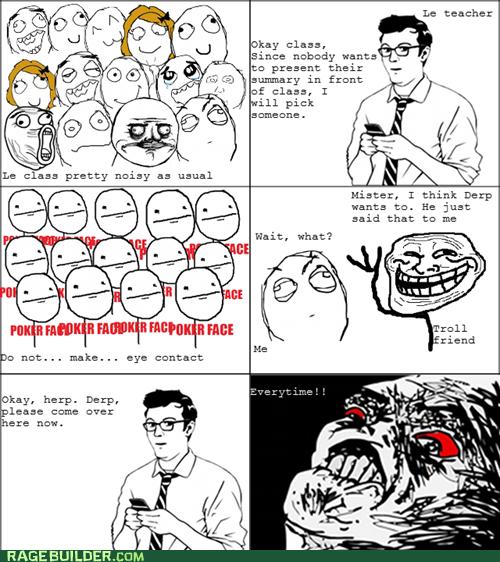 rage comics   Rage comics - Random Photo (27345185) - Fanpop fanclubs
