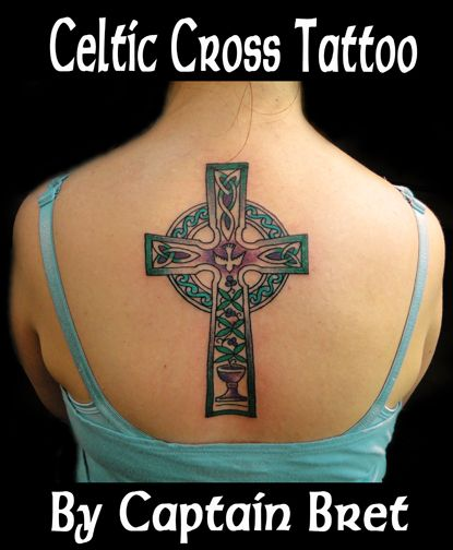 I Like That This Is Feminine...and In Color! Celtic