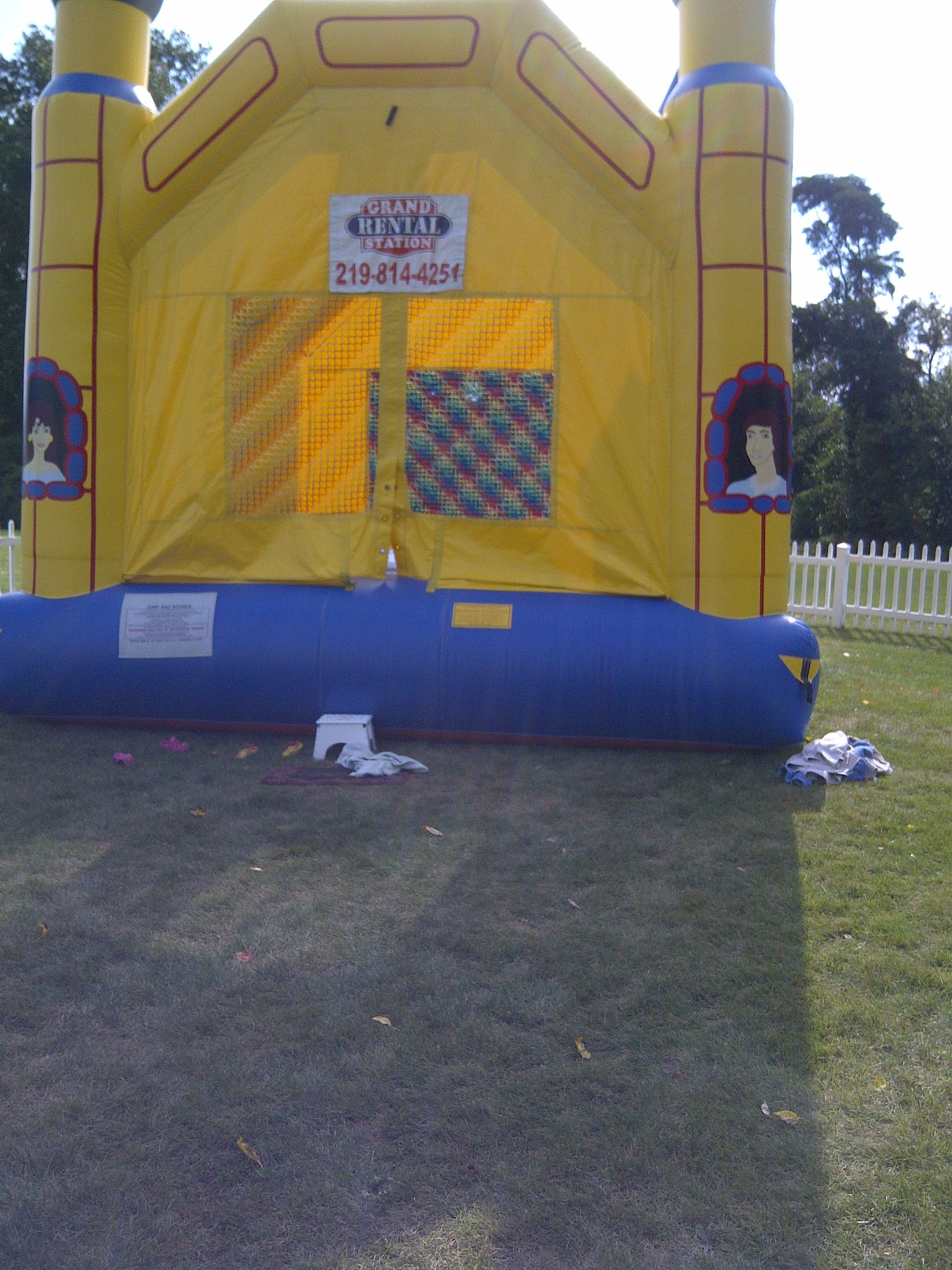 Birthday bounce house 2011 inflatable bouncers bounce house