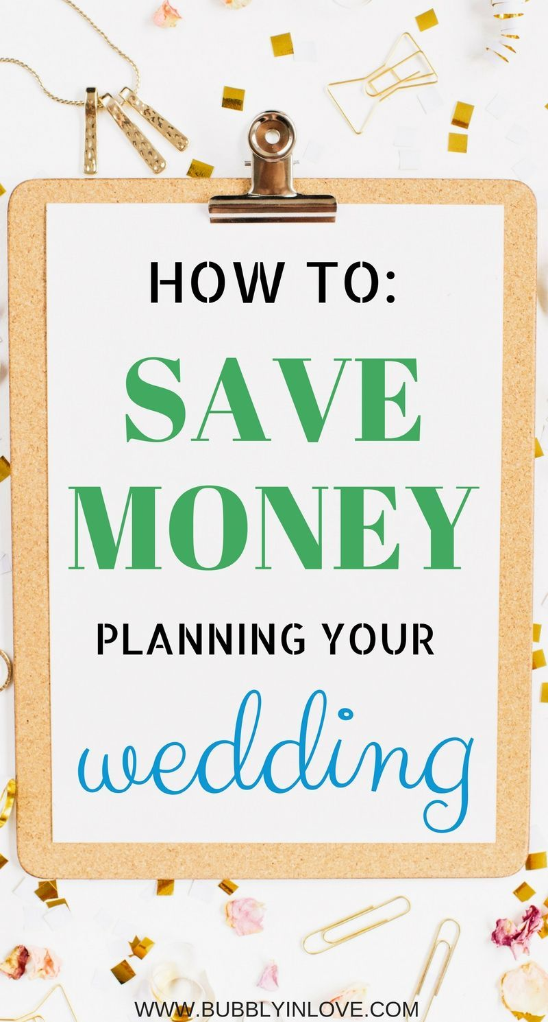 How To Save Money Planning Your Wedding Moneysaving Weddingplanning Savemoney Weddingtips