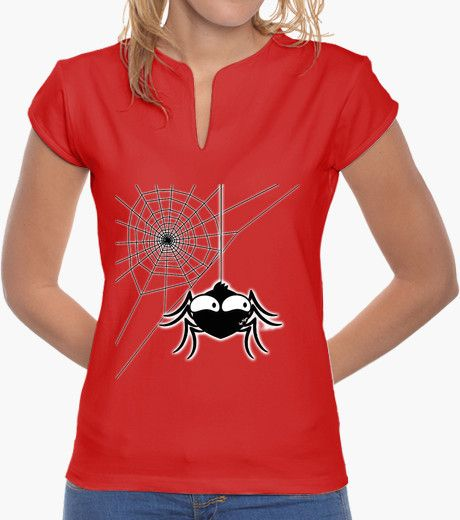 T-shirt SPIDER HOUSE