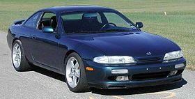 Nissan 240SX S14 – 1995
