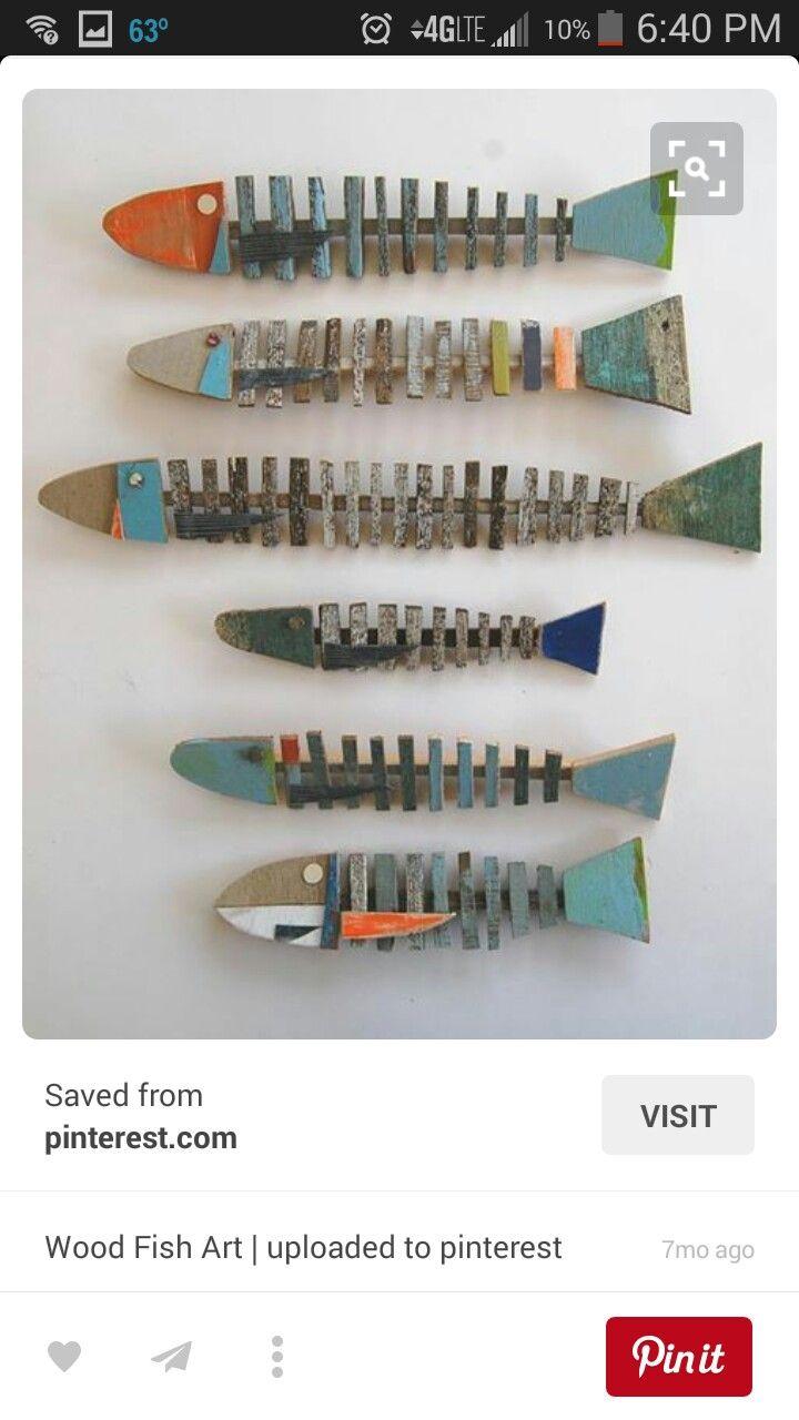Pin by Оксана Шевц on декор pinterest driftwood fish and craft