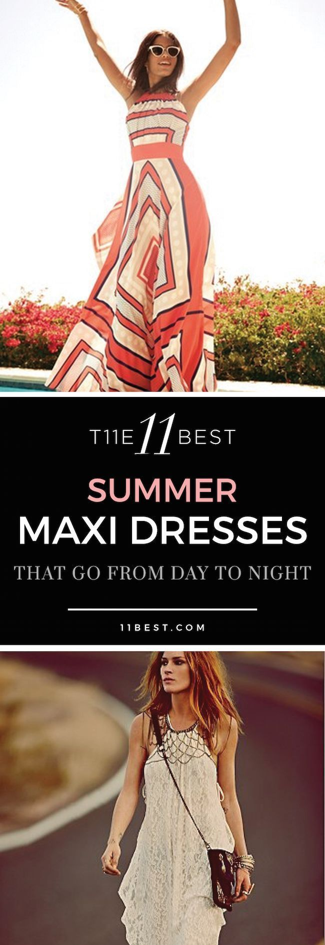 The 11 Best Summer Maxi Dresses
