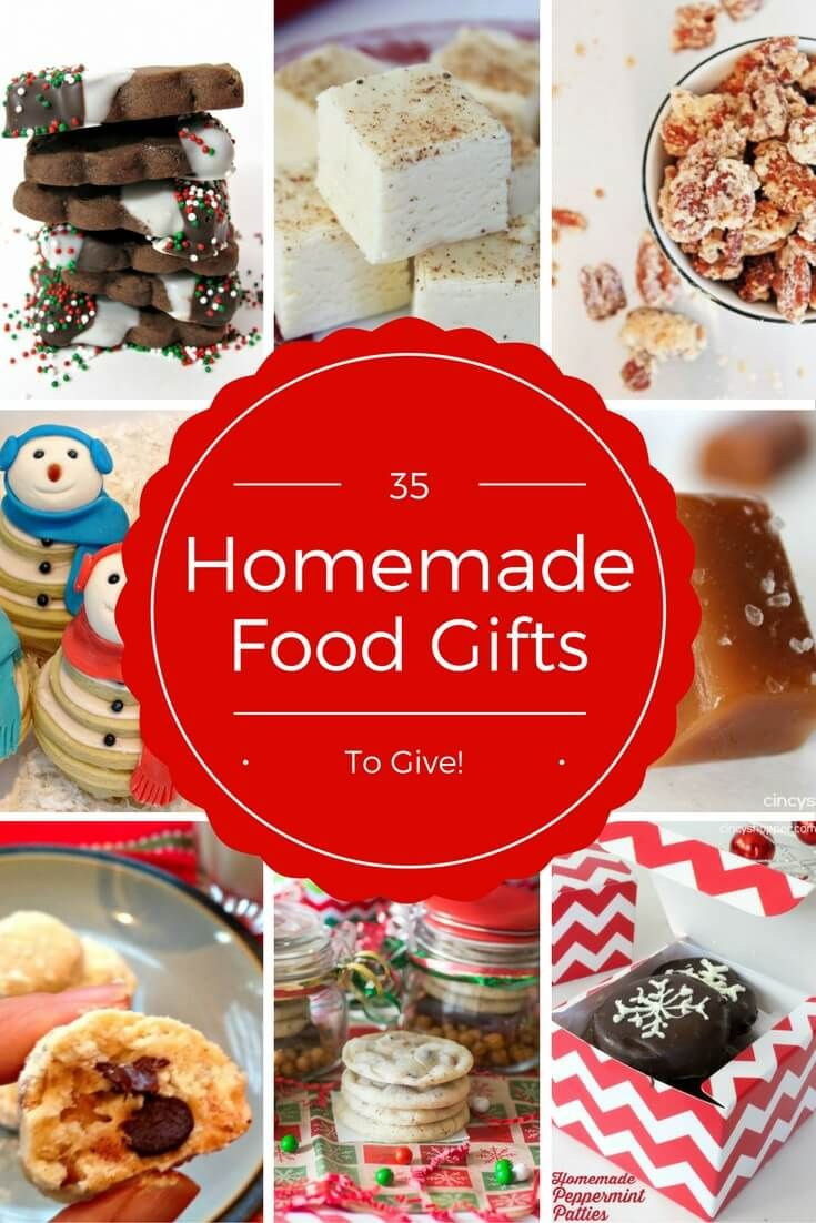 35 Of The Best Food Gifts for Christmas | Food gifts, Holidays and Gift