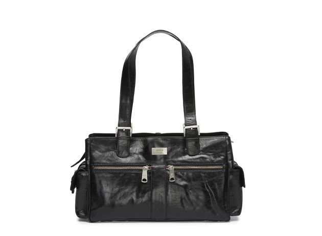 9f29dfe89e3 ADAX Salerno dametaske i sort - smart o praktisk dametaske fra ADAX i skøn  kvalitet