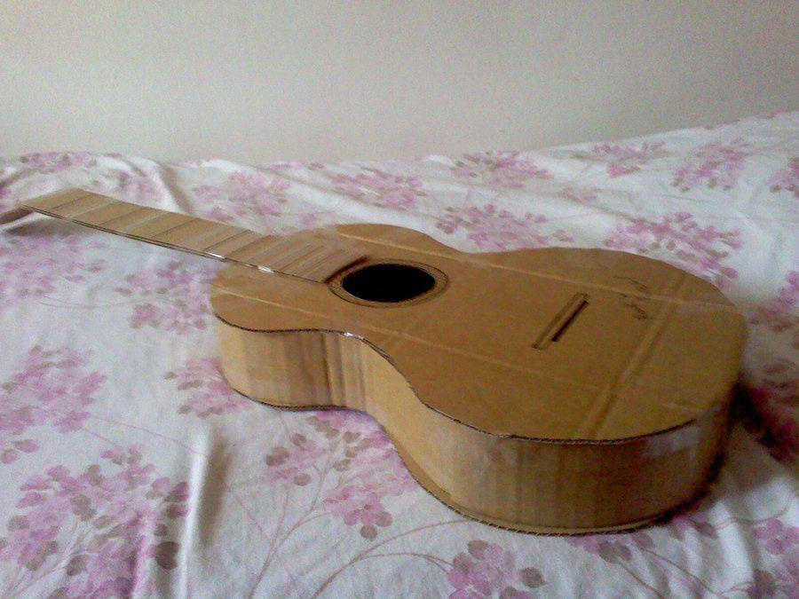 guitarracartonmanualidadesreciclarideas56798jpg 900675