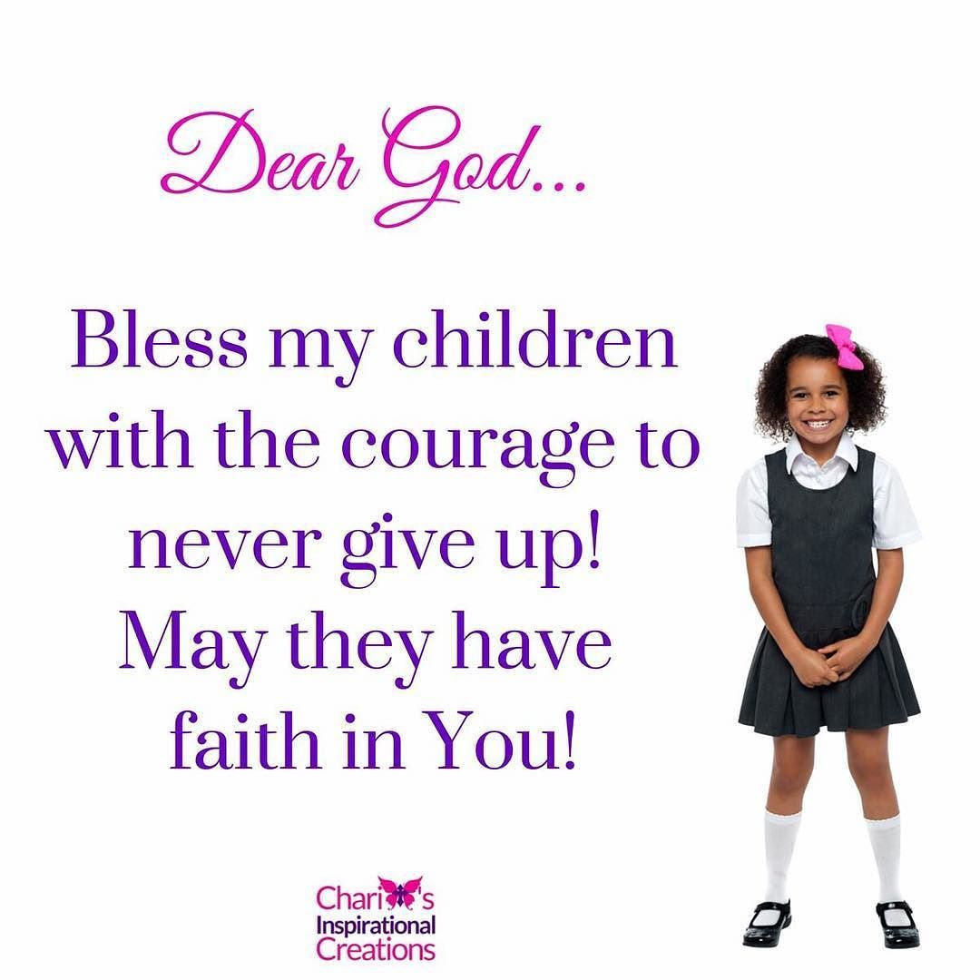 Parenting Prayer For Today Bless Our Children To Be