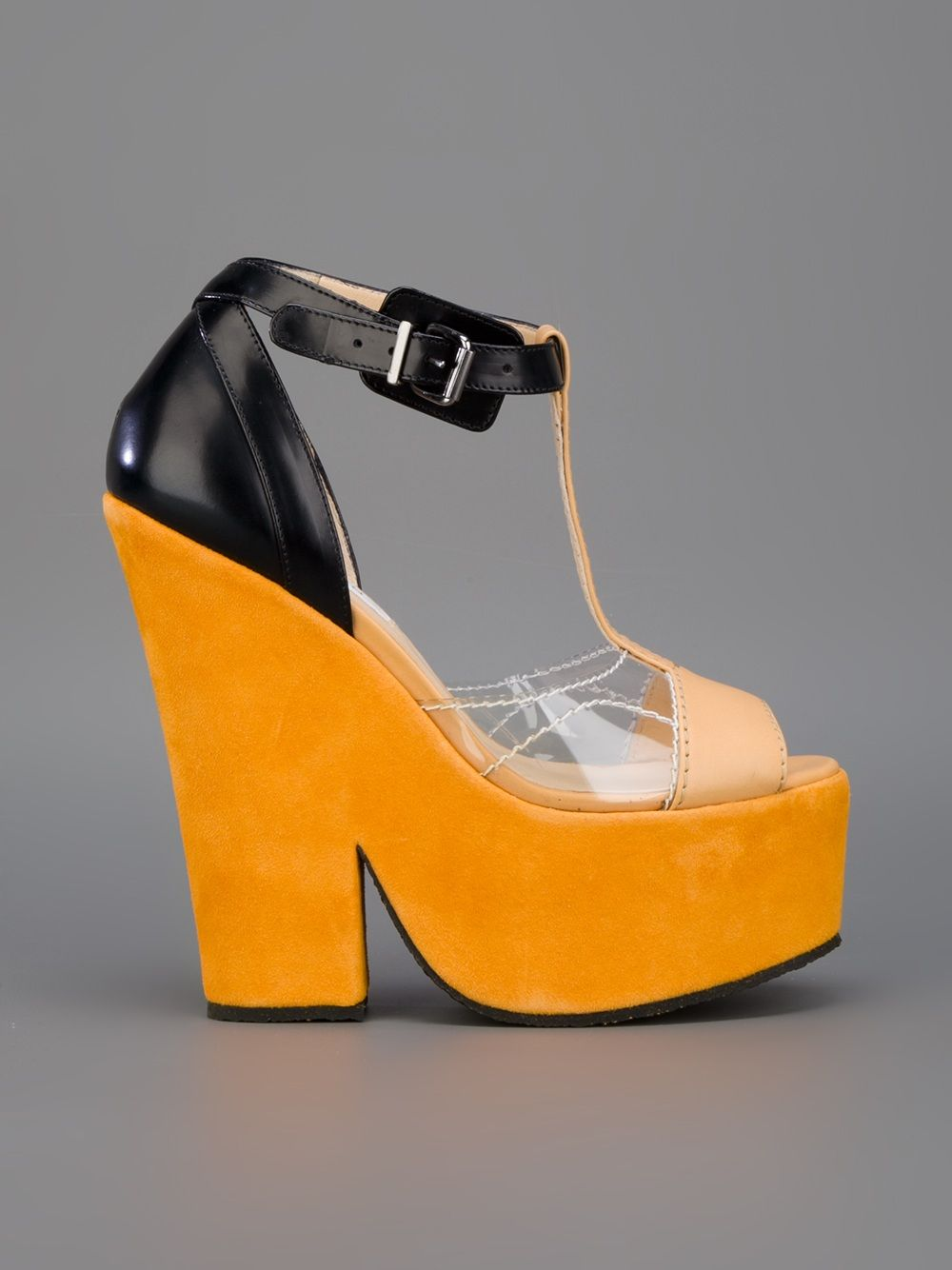 Carven Platform Sandal - Start - farfetch.com