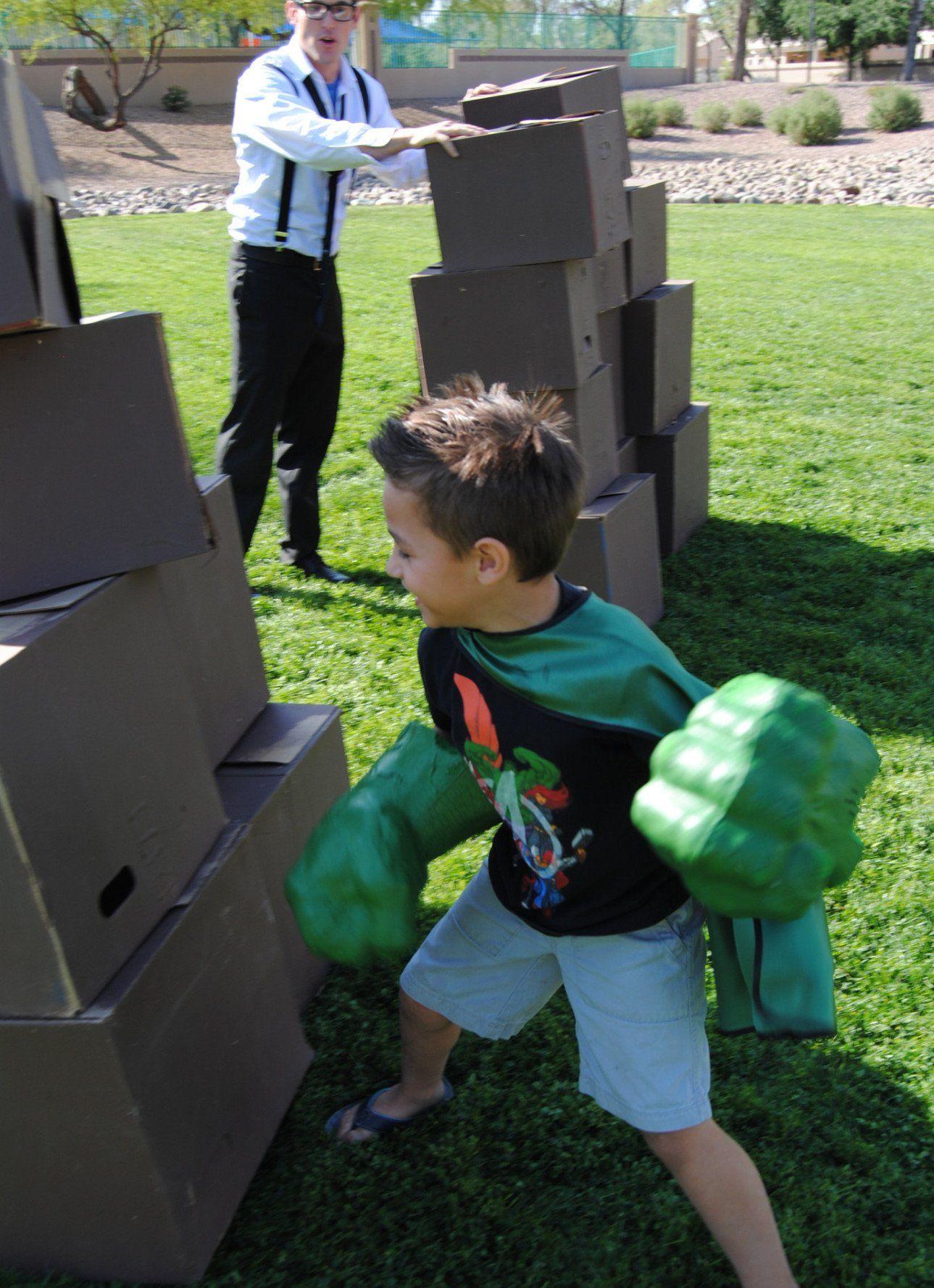Photo of SUPERHERO Party- Superhelden-SPIELE für Kinder- Superhelden-Geburtstagsfeier – Comic-Party- Superhelden-Spiele für Kinder Hindernislauf