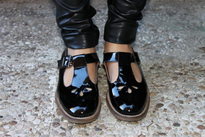 patent mary janes