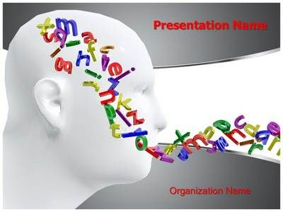Check out our professionally designed Communication #Skills PPT - Science Powerpoint Template