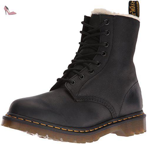 Pascal, Boots femme - Rouge (Cherry Red Virginia), 36 EU (3 UK)Dr. Martens