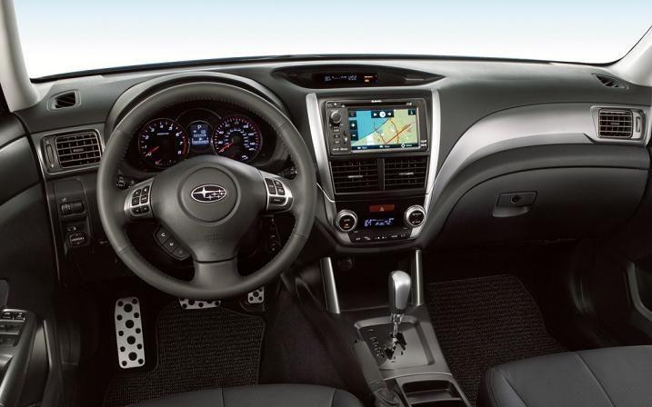 2014 Subaru Forester Interior