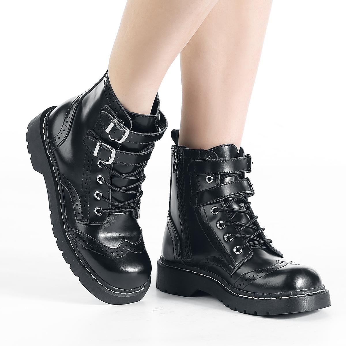 punk støvler
