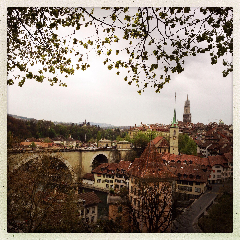 Rainy Bern 画像あり