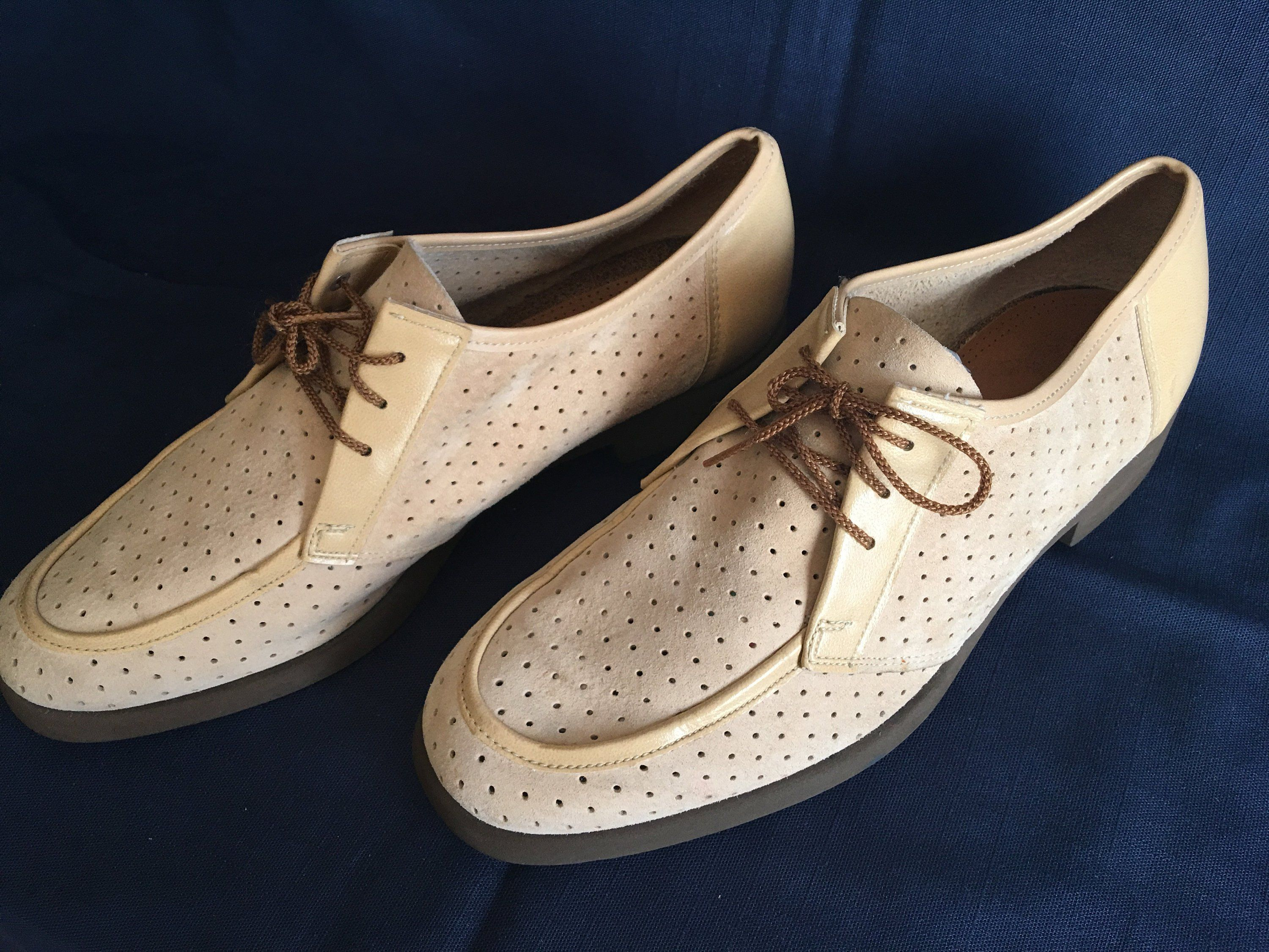 Vintage 60 S Hush Puppies Shoes Etsy Hush Puppies Shoes Hush Puppies Suede Shoes