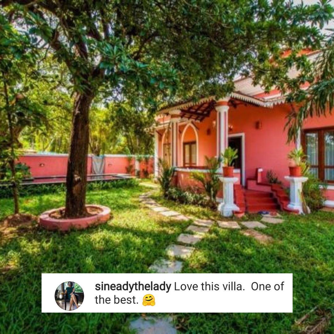 Happy Travelers and Happy Memories. Be a Happy Traveler For Bookings. Contact :- 8380810000 #VillaGoa #villasingoa #rentvilla #LuxuryVillasinGoa #luxuryhomes #micasasucasa #PrivatePoolVillas #Goa #Travel #TravelGoals #Traveller #traveltogoa #Travelwithfriends #travelwithfamily #exploregoa #pool #instatravel #luxurystay #weekendgetaway #weekendvibes #Vacay #staycation #holidays #beautifuldestinations #YOLO #airbnb #curlytales #lbbgoa #goodvibes