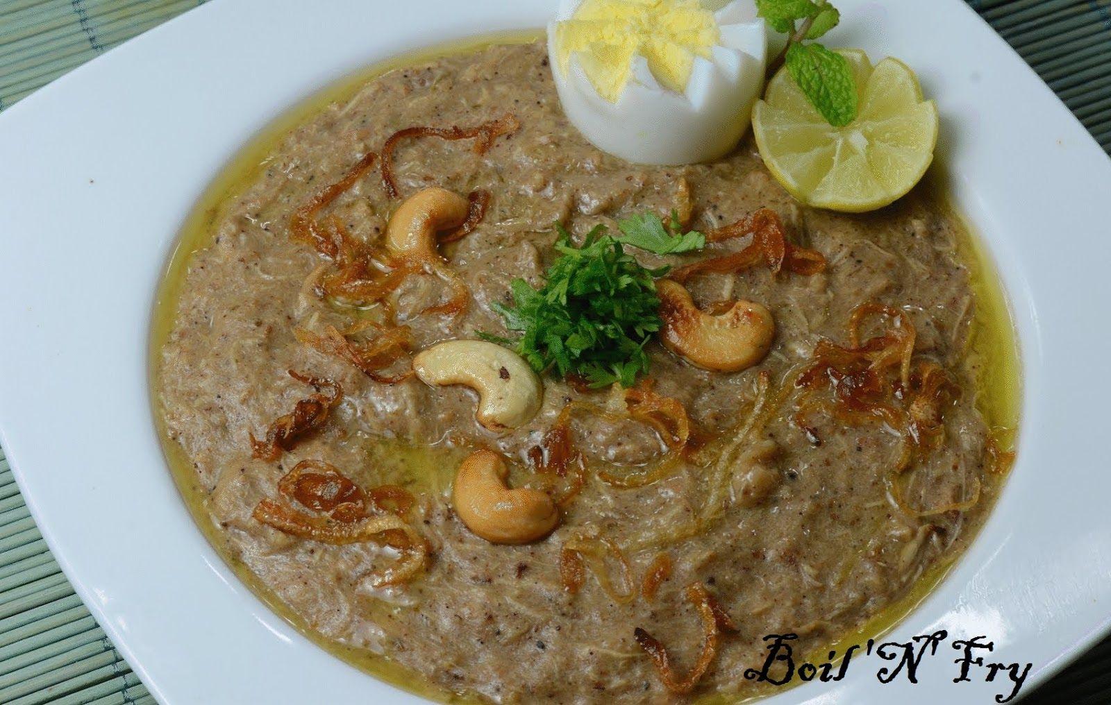 Easy Mutton Haleem Recipe in Pressure Cooker - Fas Kitchen