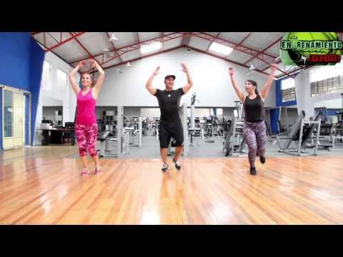 gimnasia para bajar de peso bailando