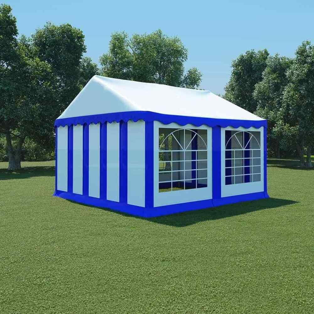 4 x 8m châpiteau tente de jardin tonnelle