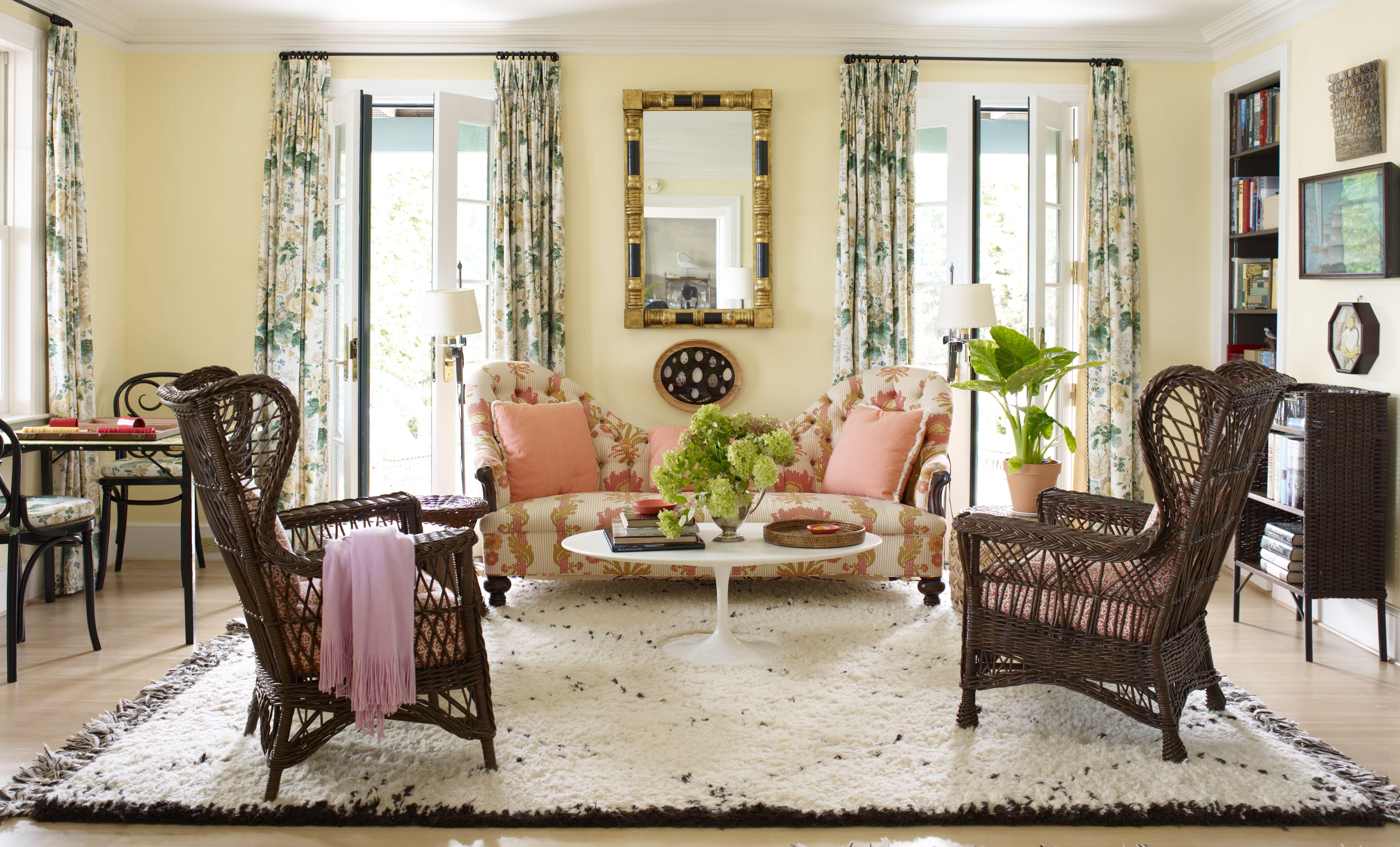 tom scheerer mount desert island maine in the living room a