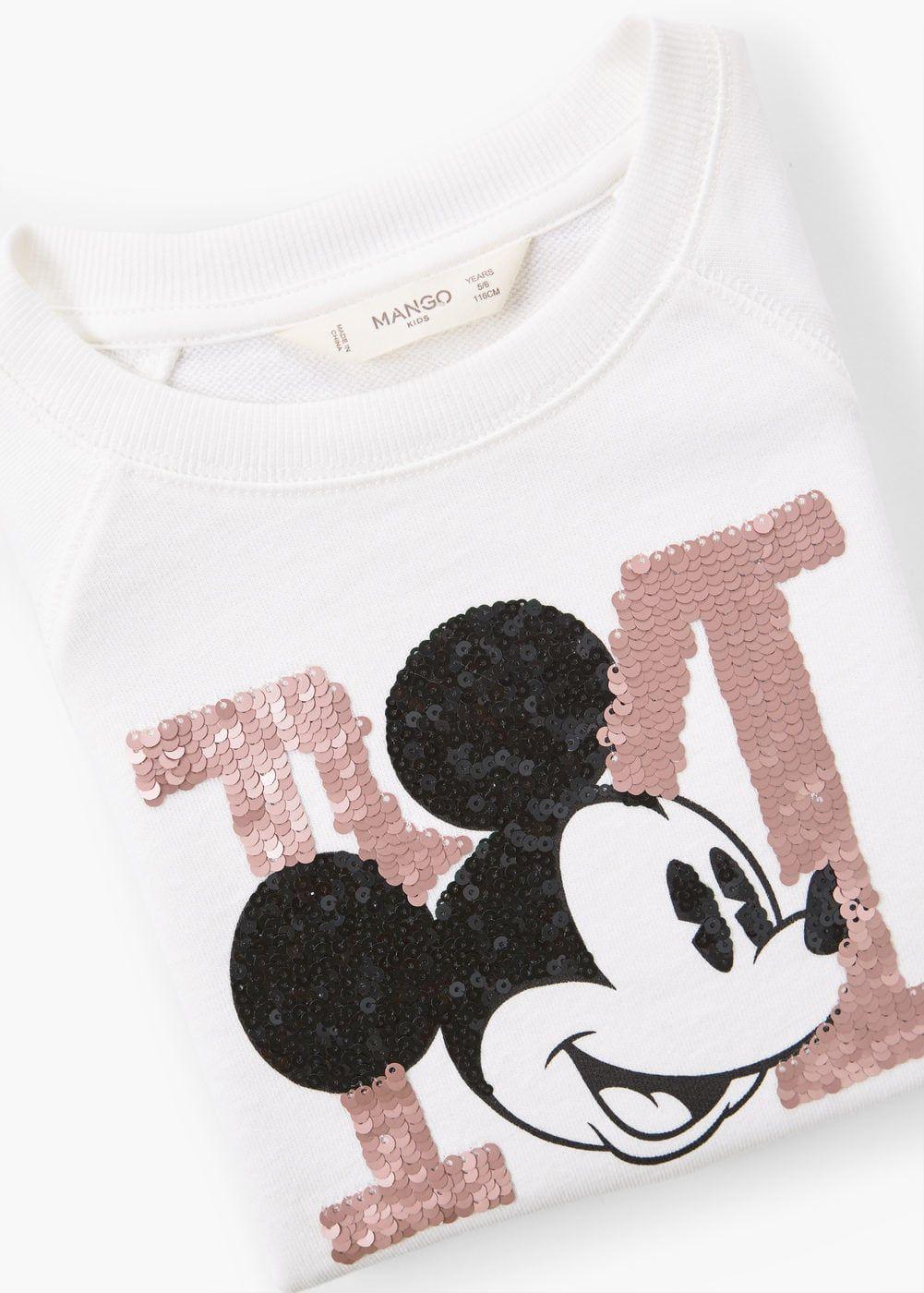 d3c52bf8c Disney sequin sweatshirt - Girls in 2019 | Licenciados | Feminino