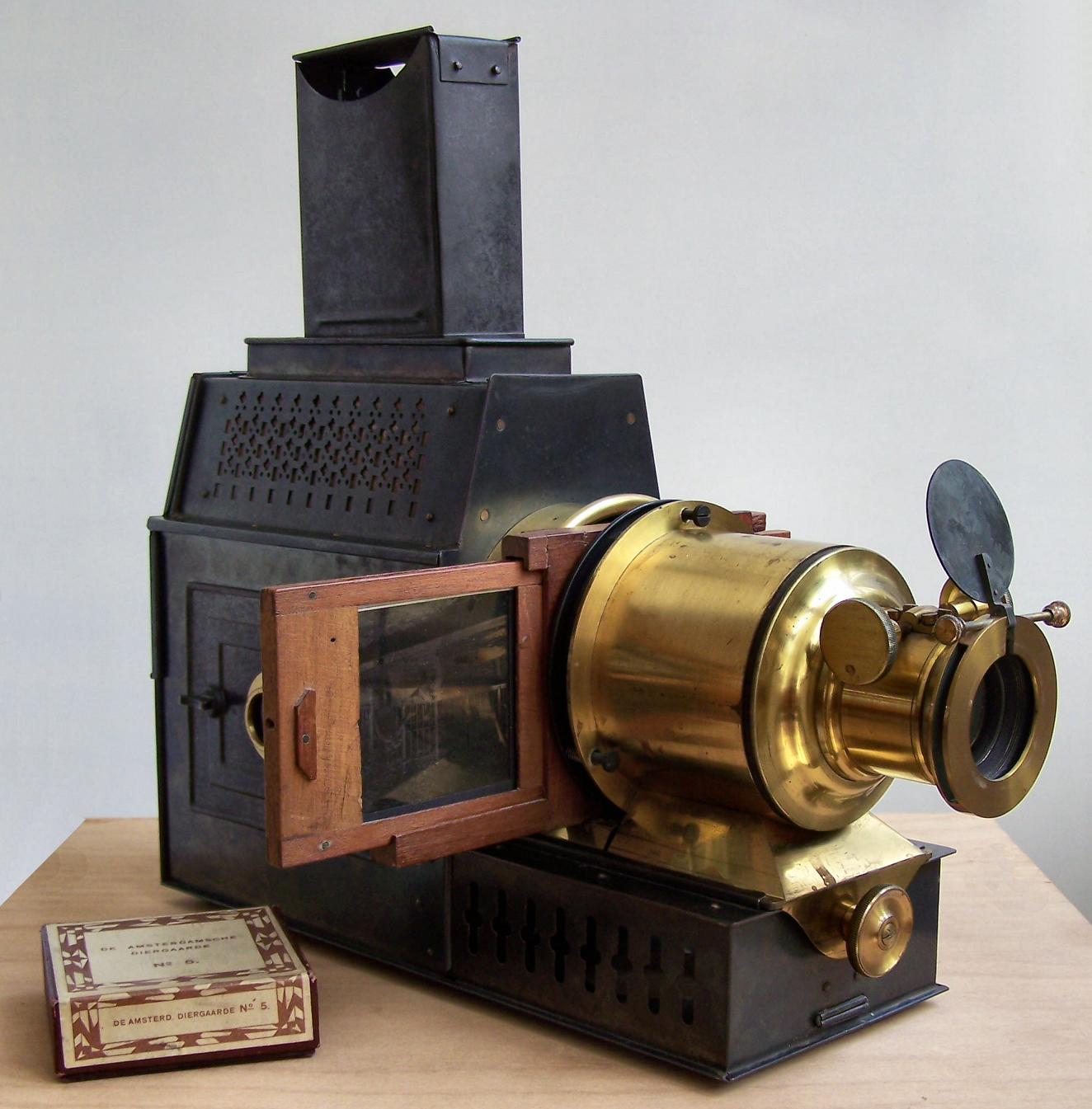 Image result for old magic lantern