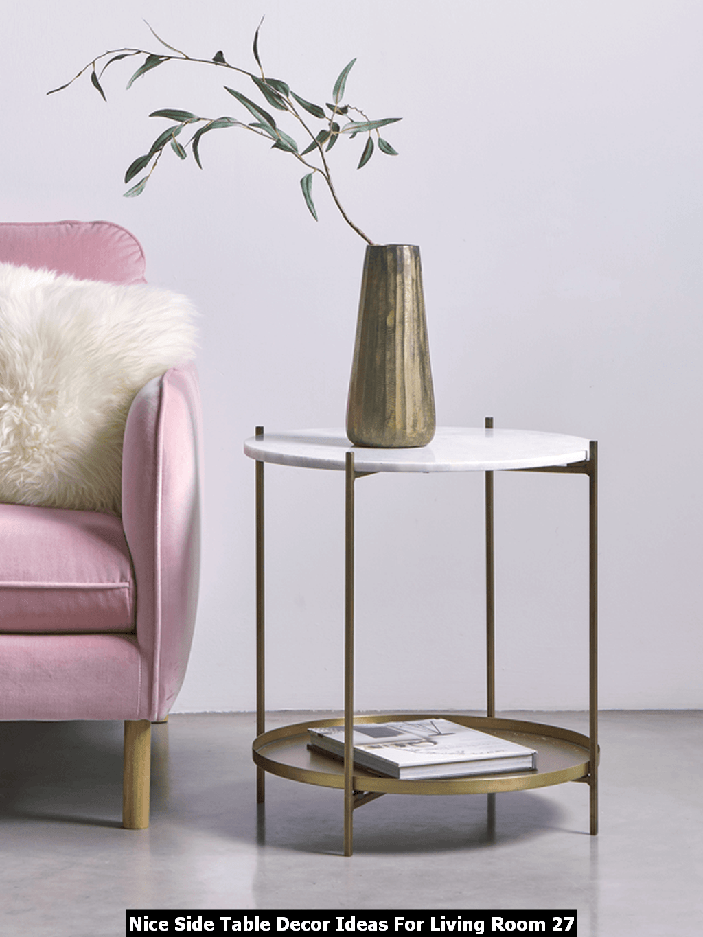 Pin On Living Room Decoration #side #table #decor #ideas #living #room