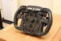 3d Printed F1 Wheel For Sim Racing | 3D Printing | 3d