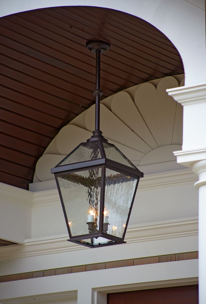 Outdoor Porch Pendant Lights | 81 Duncan - Porch | Pinterest ...