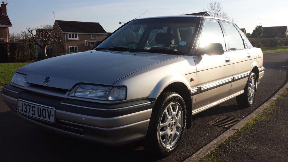 eBay: Absolutely stunning! Rover 414 Sli . Potential Show Winner. FSH. Only