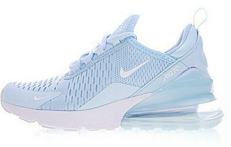 free shipping 513b8 ea15d Nike Air Max 270 sky Blue AH8050 410 | 5-Nike air max270 in ...