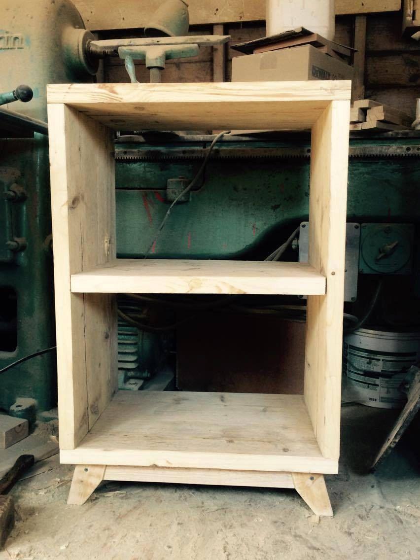 Superieur Rustic Record Storage Unit/ Vinyl Storage Unit/ Stereo Stand/ Gramophone  Stand/record