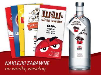 Naklejki Etykiety Na Wodke Weselna Slub Nowe Wzory 4497463311 Oficjalne Archiwum Allegro Vodka Bottle Vodka Bottle