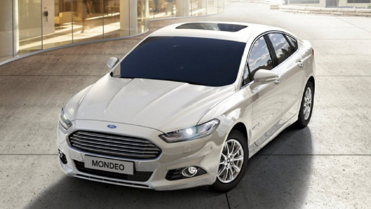 New 2015 Ford Mondeo Hybrid Titanium Ford Mondeo Hybrid Car