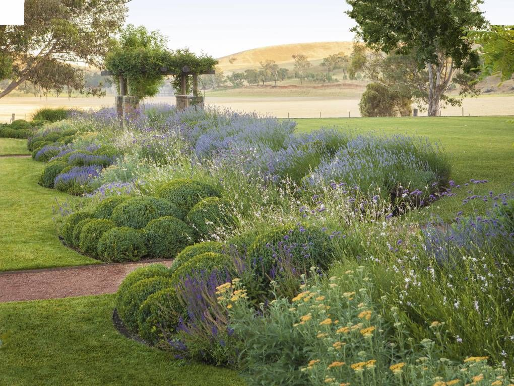 The Garden Of Landscape Designer Paul Bangay In New South Wales Australia House Garden En 2020
