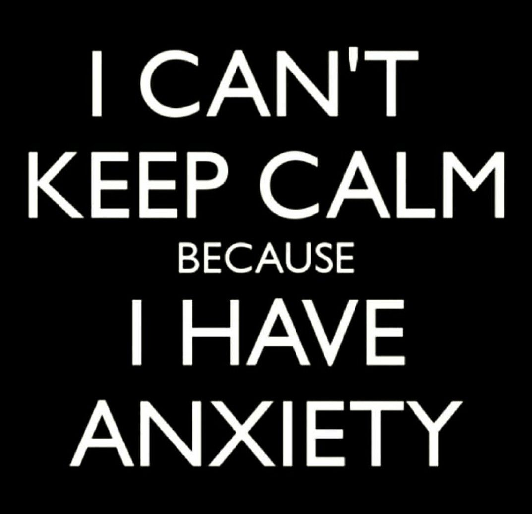 Pin by Grace Collins on cute things   Calm down, Keep calm, Anxiety