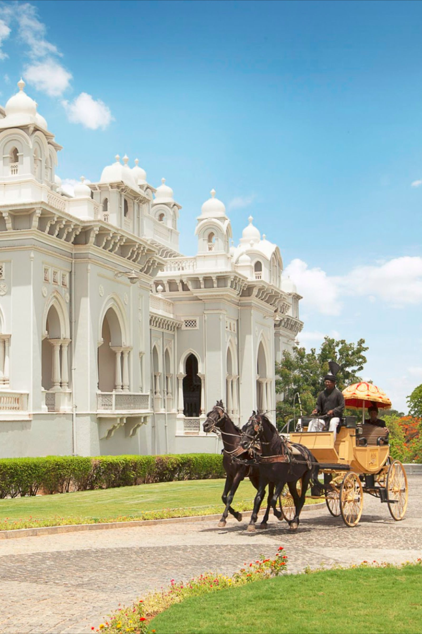 6 Palaces in India for your Royal Dream Destination