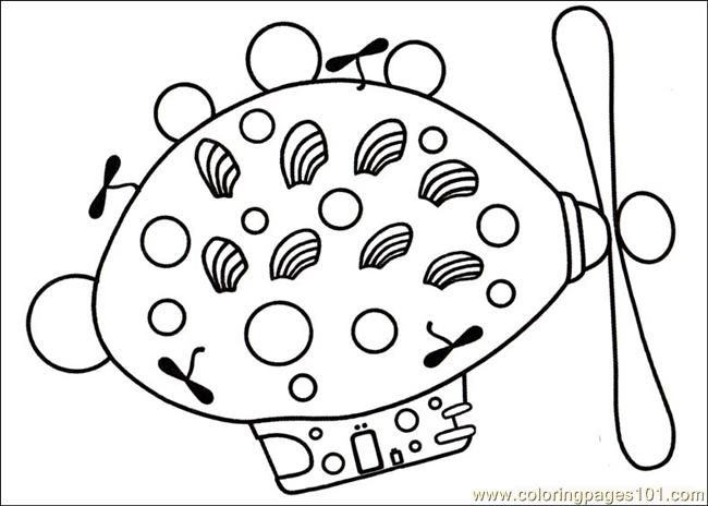 pontipines coloring pages - photo#18