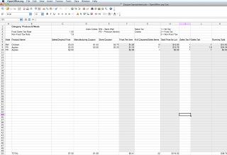 creative homemaker coupon spreadsheet template