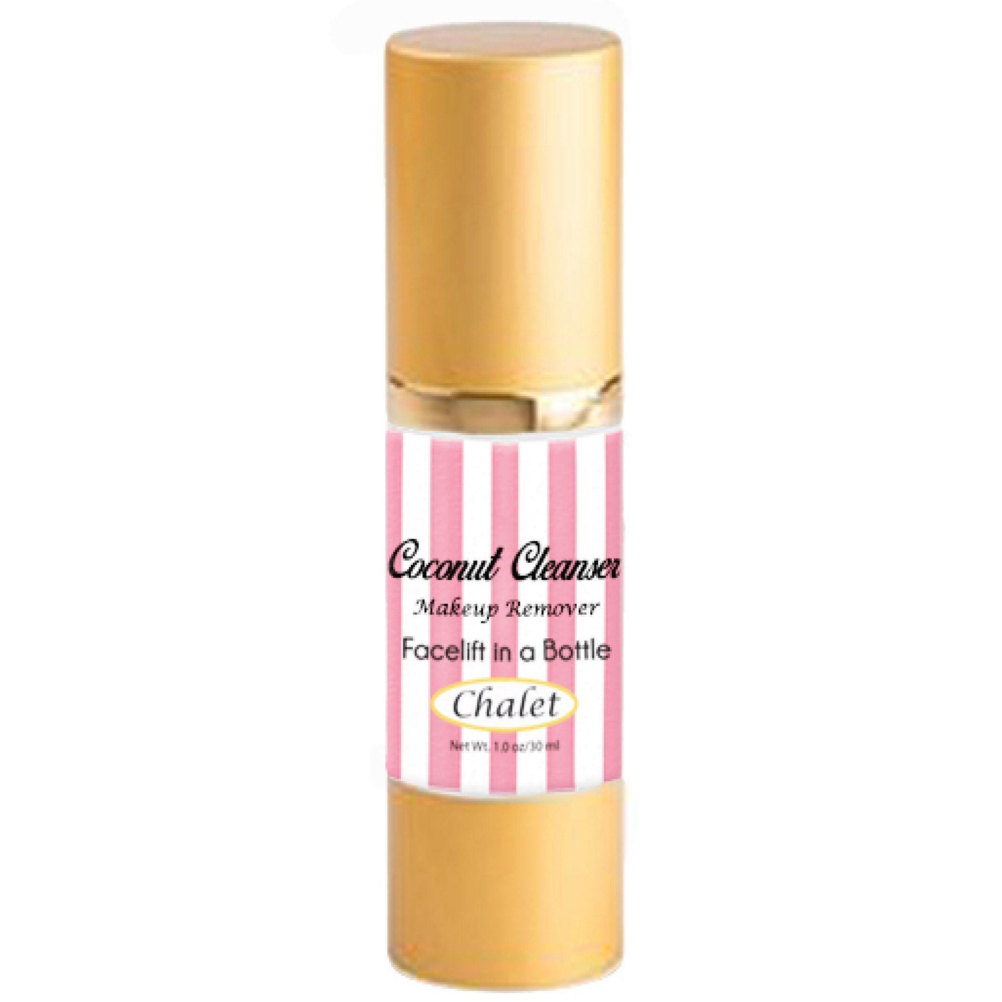 Coconut Cleanser Makeup Remover for Sensitive Skin  Natural makeup