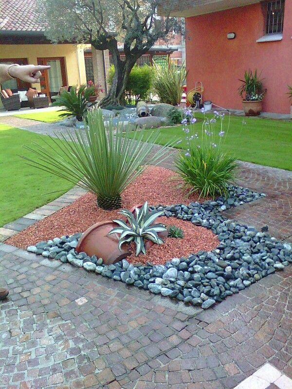 Aiuole aiuole ornamentali pinterest aiuole giardino - Aiuole per giardino ...