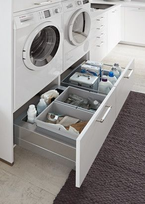 Washstand With Pull Out Shelf Wscs 1462 Without Washing Machine Machine Pullout Shelf Washi Lave Linge Design Buanderie Amenagement Buanderie